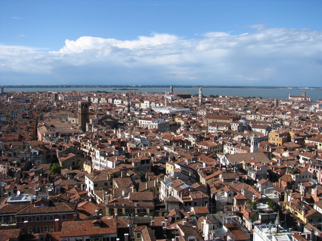 Крыши Венеции