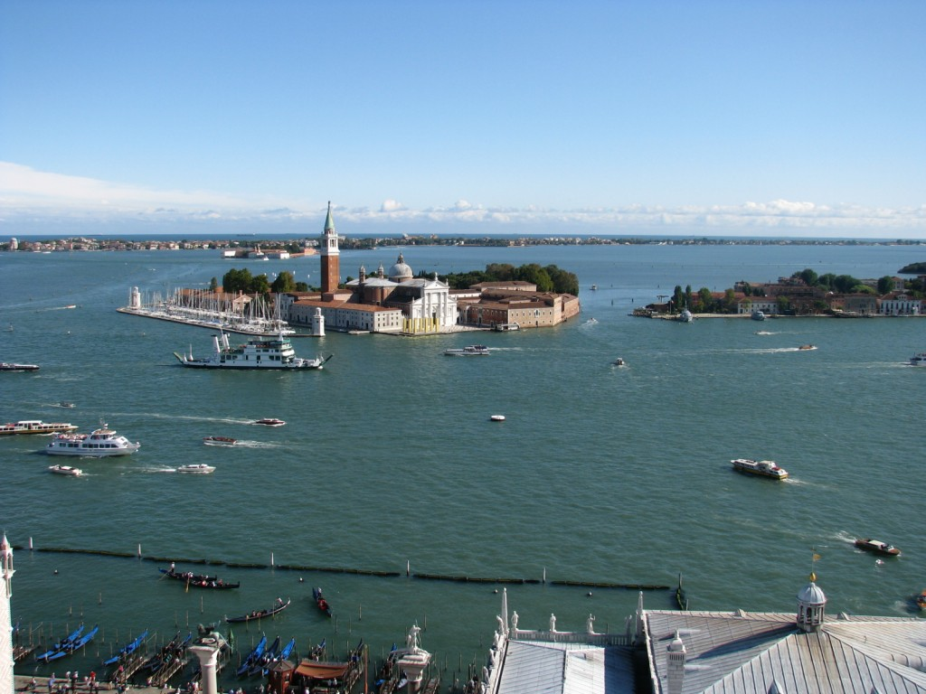 Венеция. Остров Сан-Джорджо.