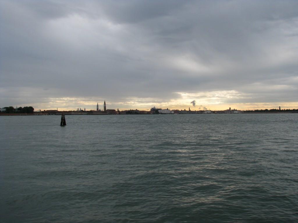 Венеция. По пути на остров Мурано.
