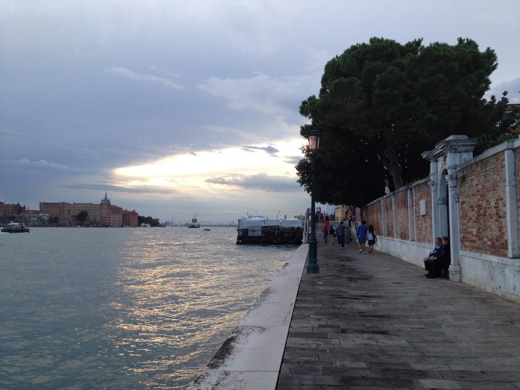 Венеция. Набережная неисцелимых.