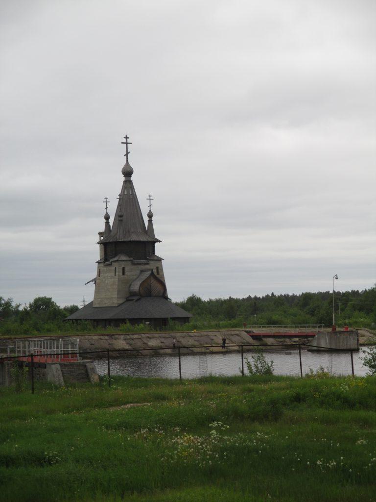 Храм Святителя Николая. Повенец.