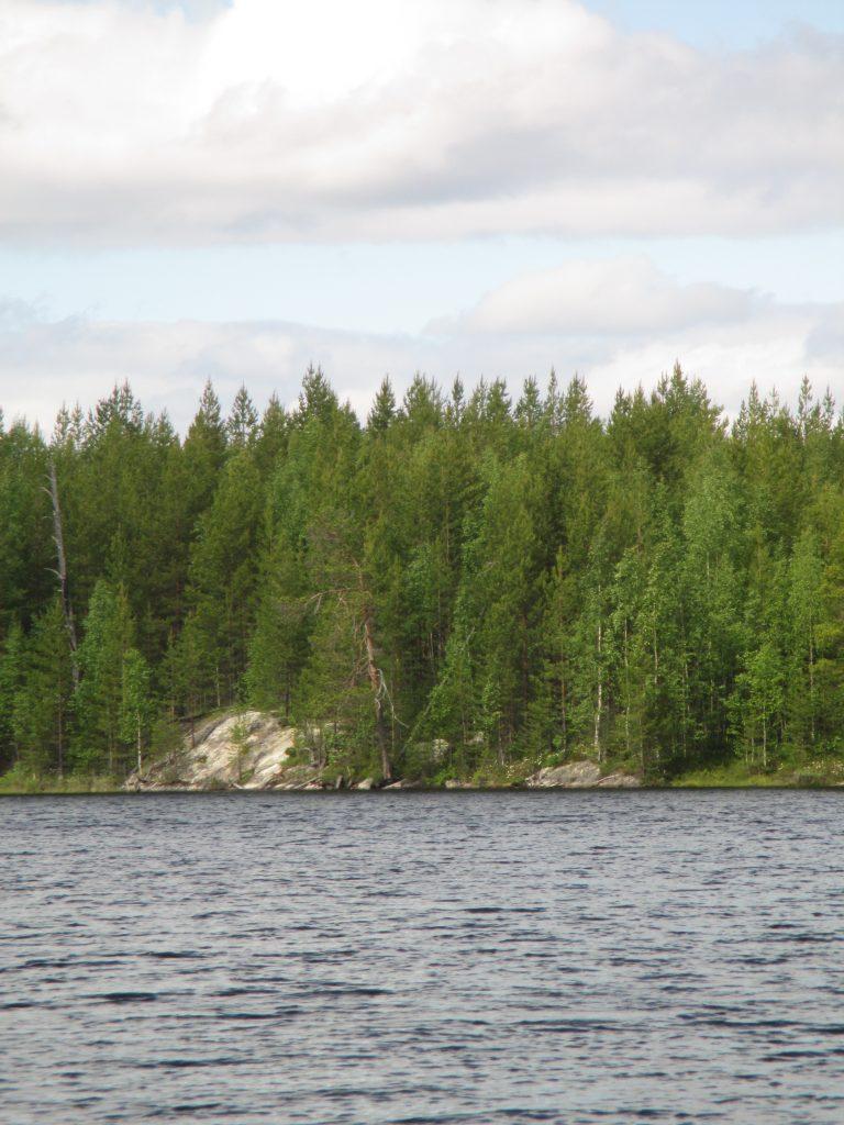 Река Верхняя Куземка