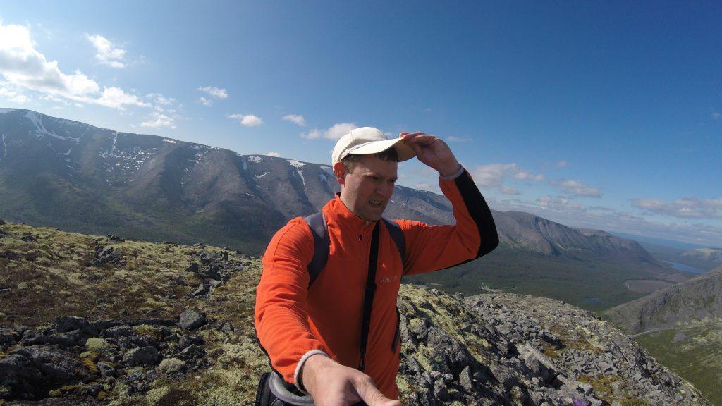 Хибины. Восхождение на гору Куэльпорр.