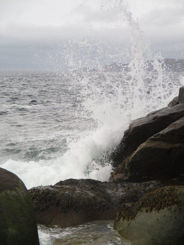 Волны Баренцево моря