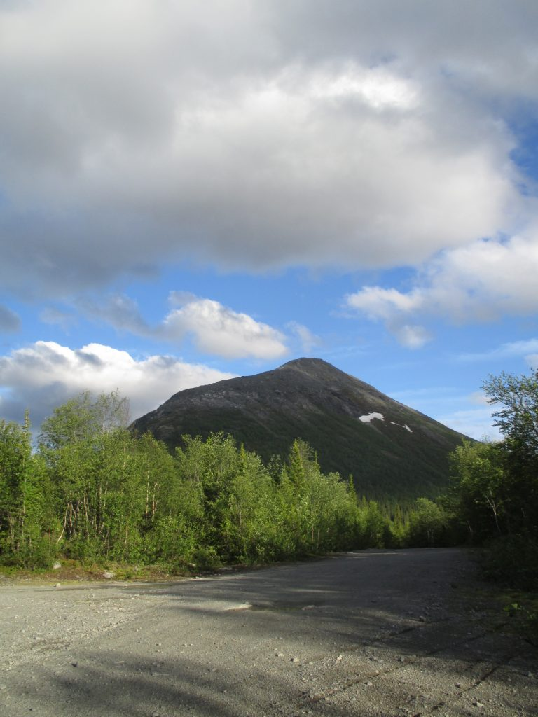 Хибины. Гора Куэльпорр.