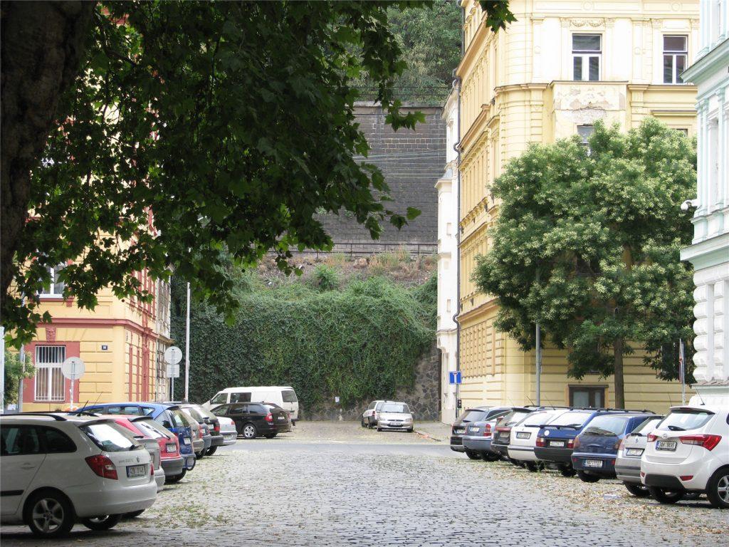 Прага. Район Прага-8 Карлин.