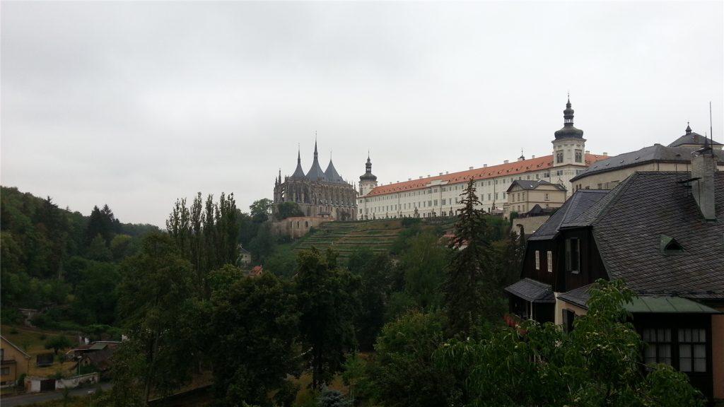 Кутна-Гора. Собор святой Варвары.