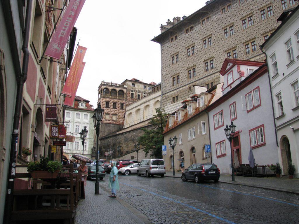 Улочки Пражского Града