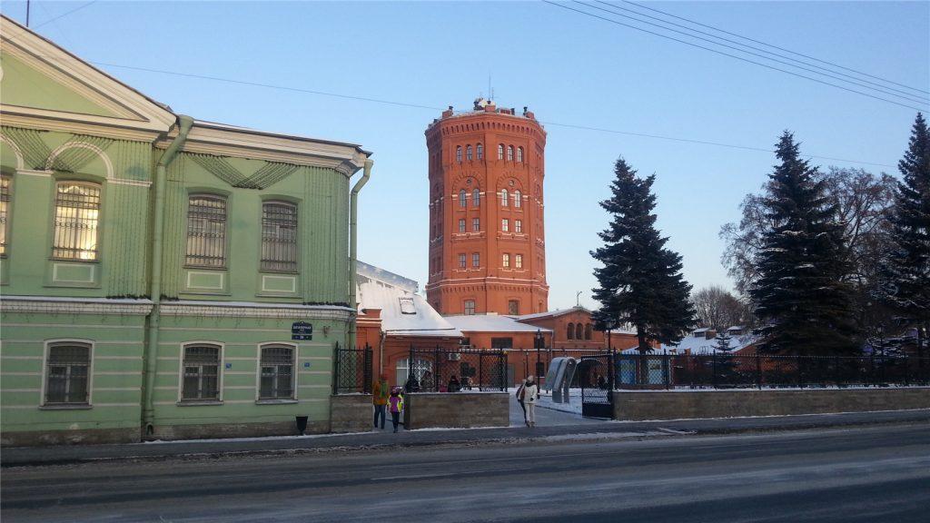 Музей воды. Санкт-Петербург.