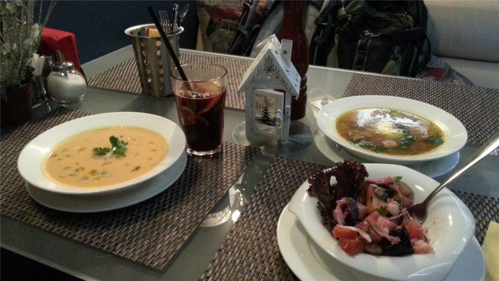 Испанское кафе Хавьер. Санкт-Петербург.