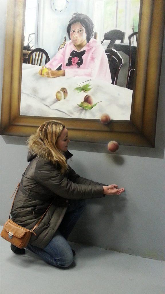 Музей иллюзий в Питере