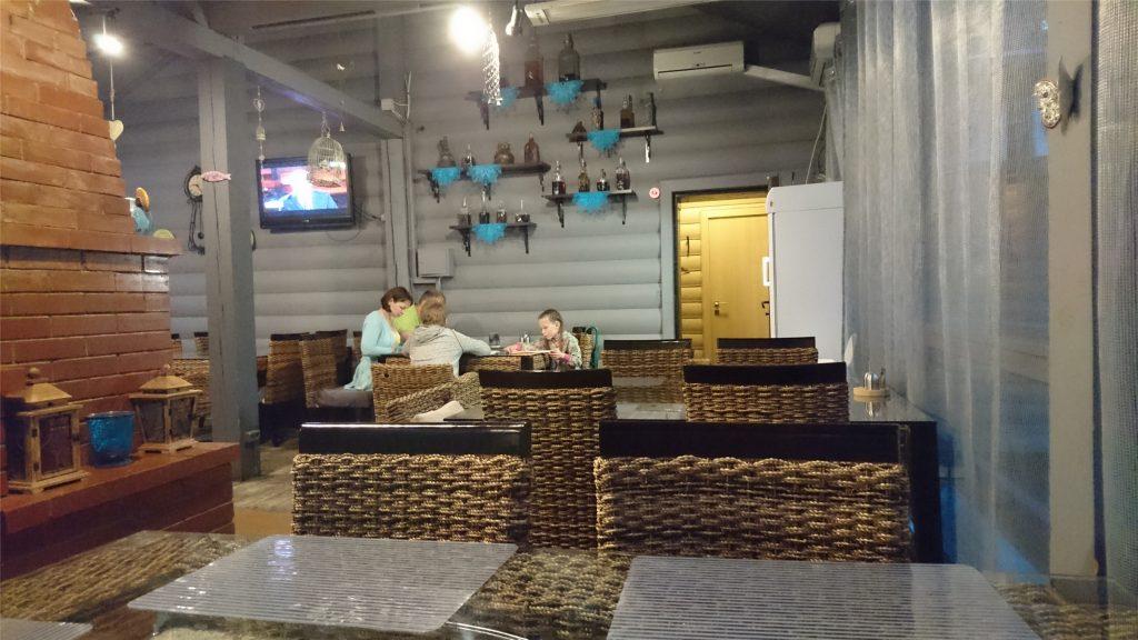Ресторан Лесной. Отель Романов Лес.