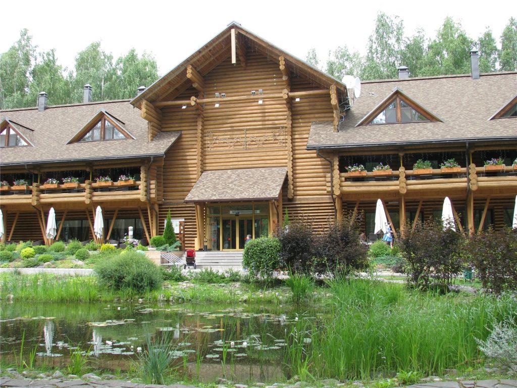 Эко-отель Романов Лес