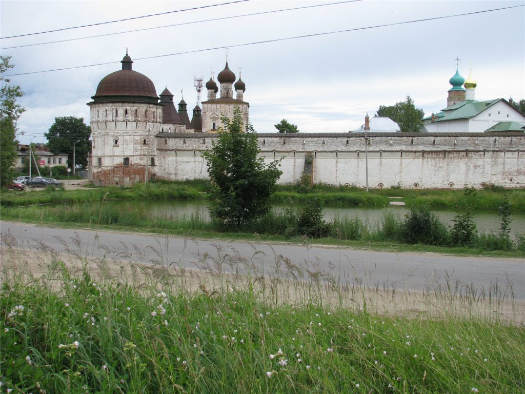 Борисоглебский монастырь XIV века