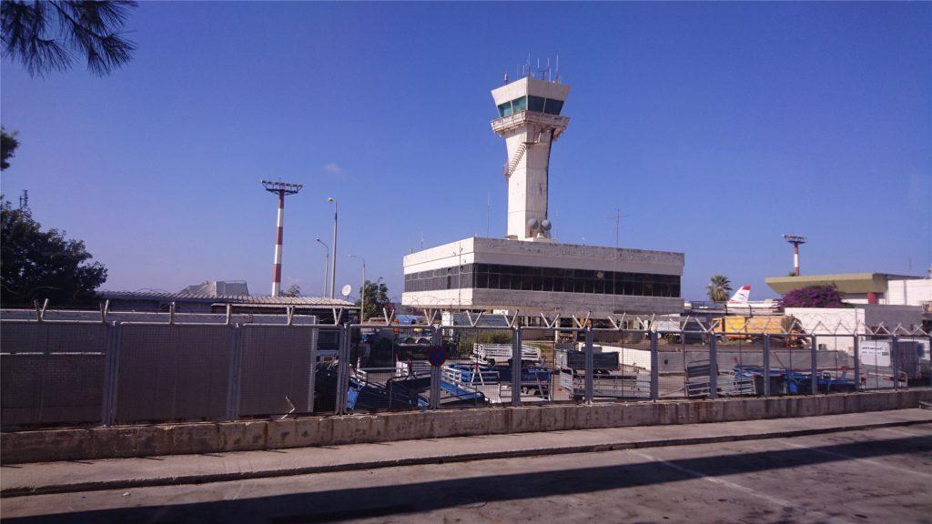 Аэропорт Диагорас. Родос.