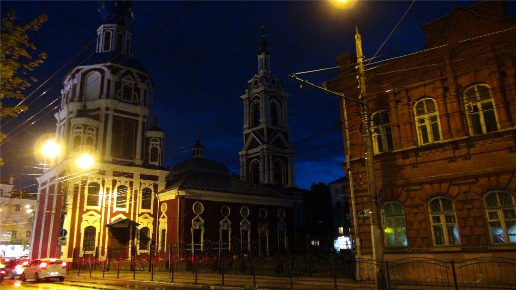 Калуга. Церковь Ионна Предтечи.