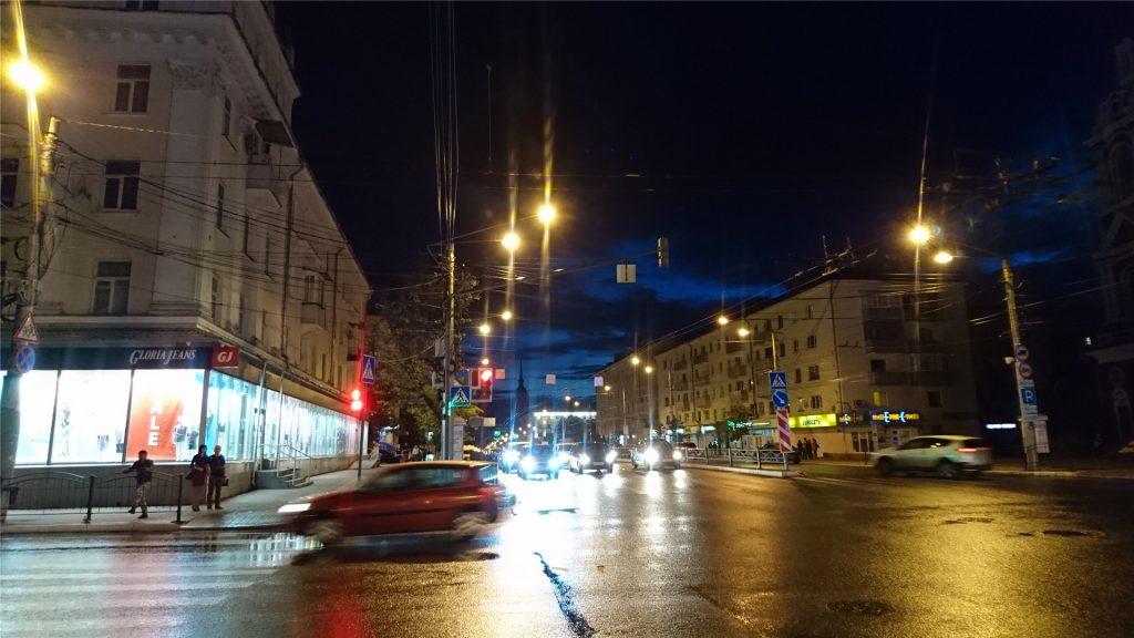 Калуга. Перекресток Московской и Кирова.
