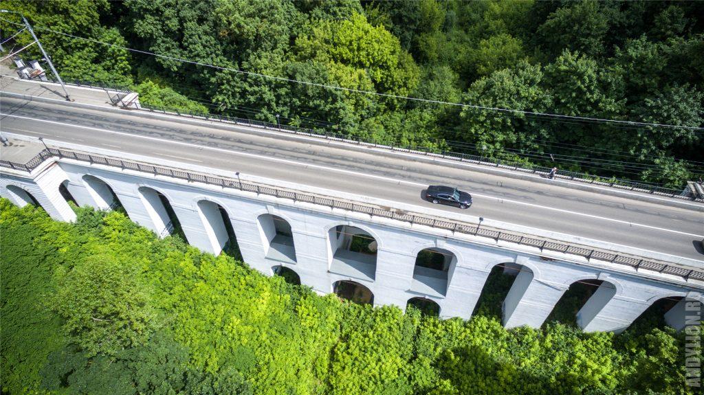 Калуга. Каменный мост.