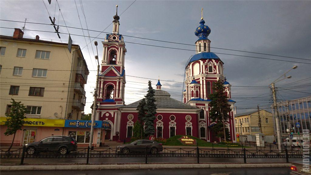 Церковь Ионна Предтечи в Калуге