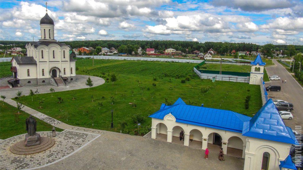 Владимирский скит. Калужская область.