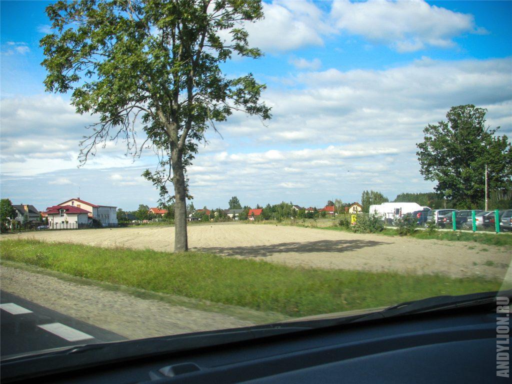 Польша. Сельская провинция.