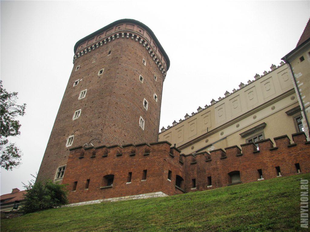 Башня Вавельского замка