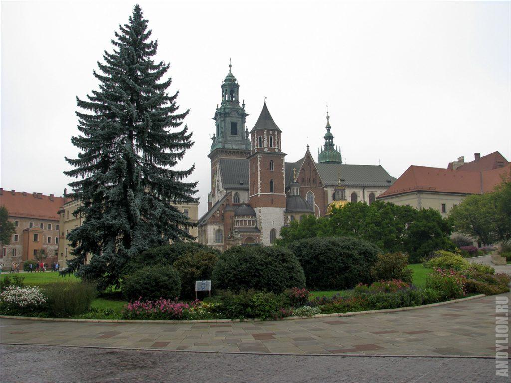 Кафедральный собор святых Станислава и Вацлава. Вавель.