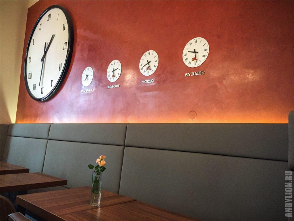 Кафе Il Tempo в Вене