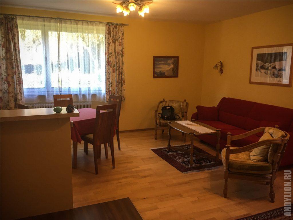 Аппартаменты Waldhaus Igls в пригороде Инсбрука