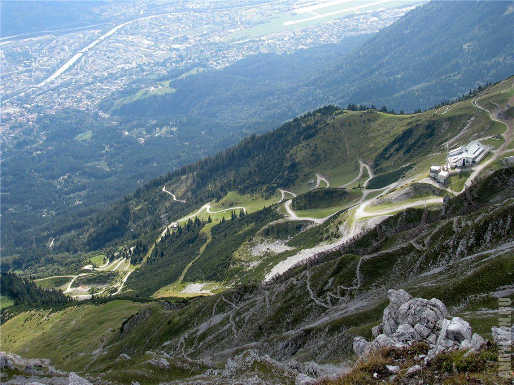 Инсбрукские Альпы