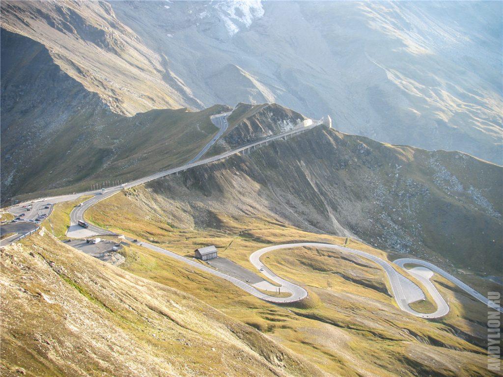 Grossglockner High Alpine Road. Fuscher Torl.
