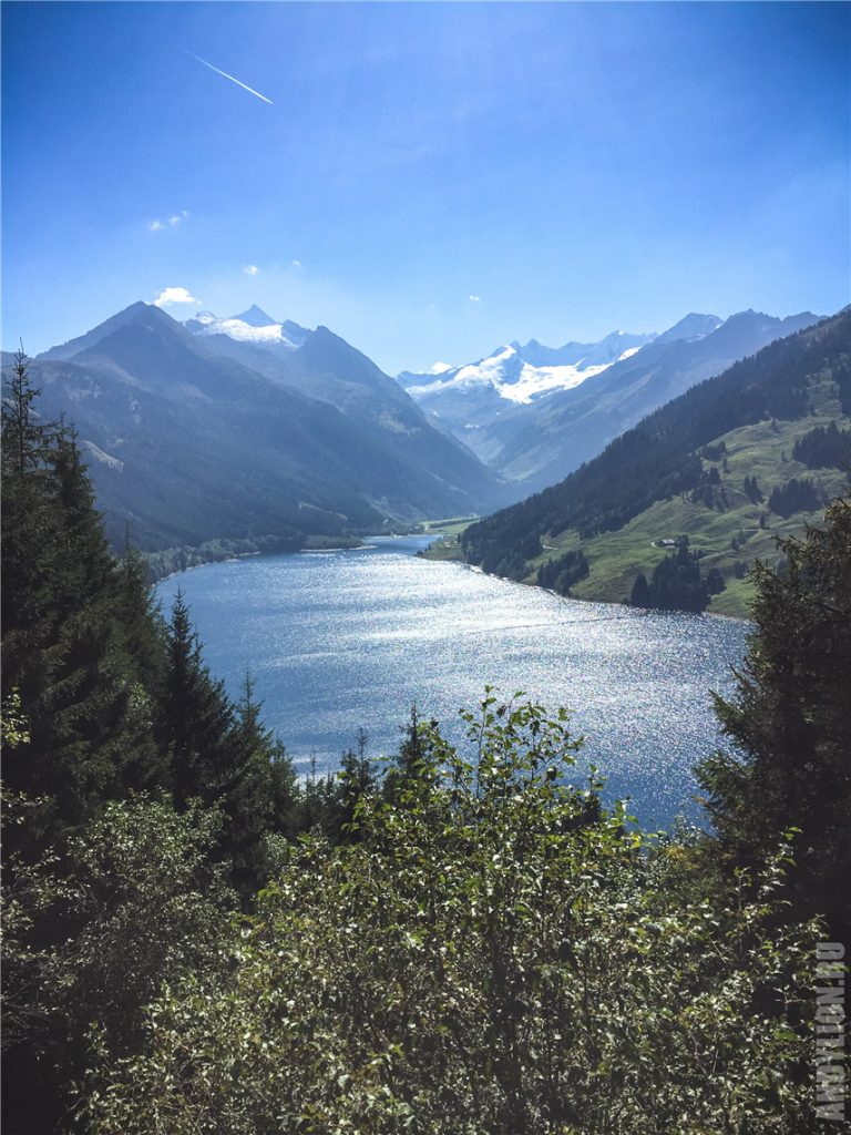 Озеро Шпайхер Дурлассбоден