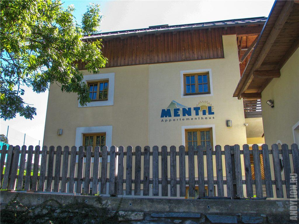 Appartmenthaus Mentil