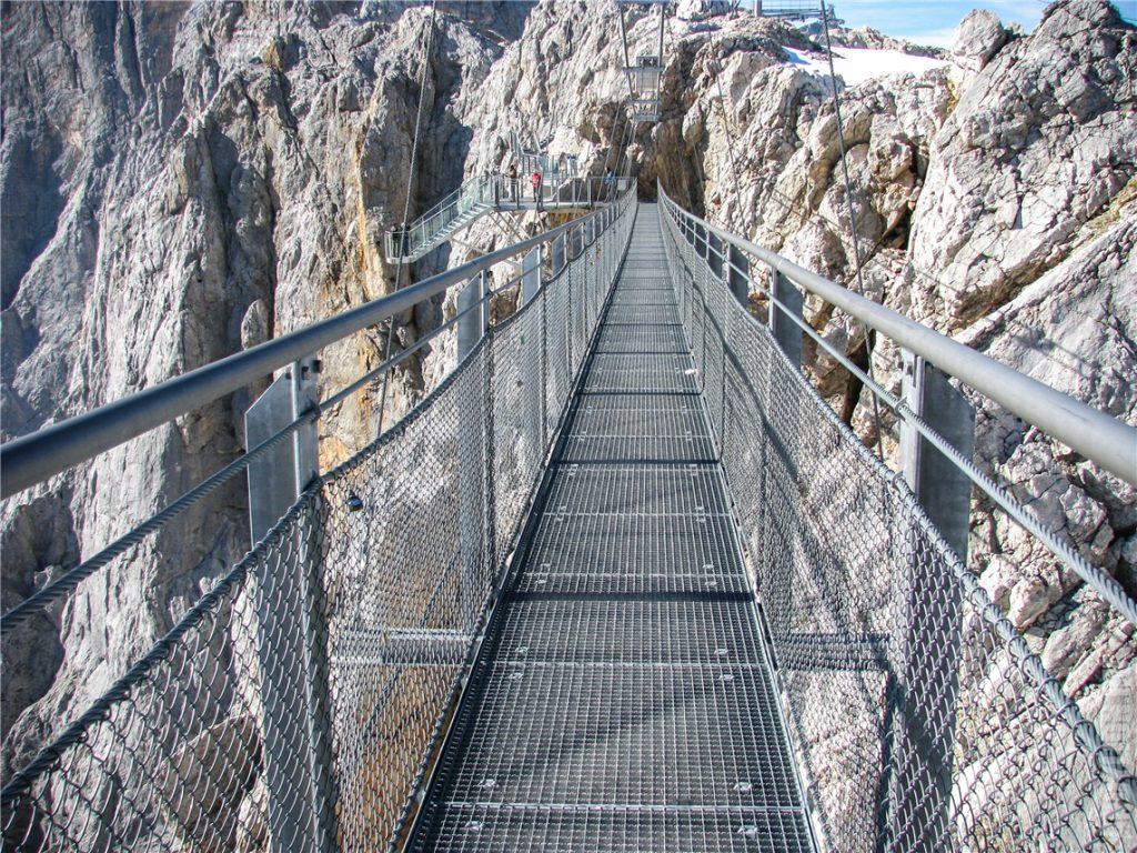 Подвесной мост Дахштайн