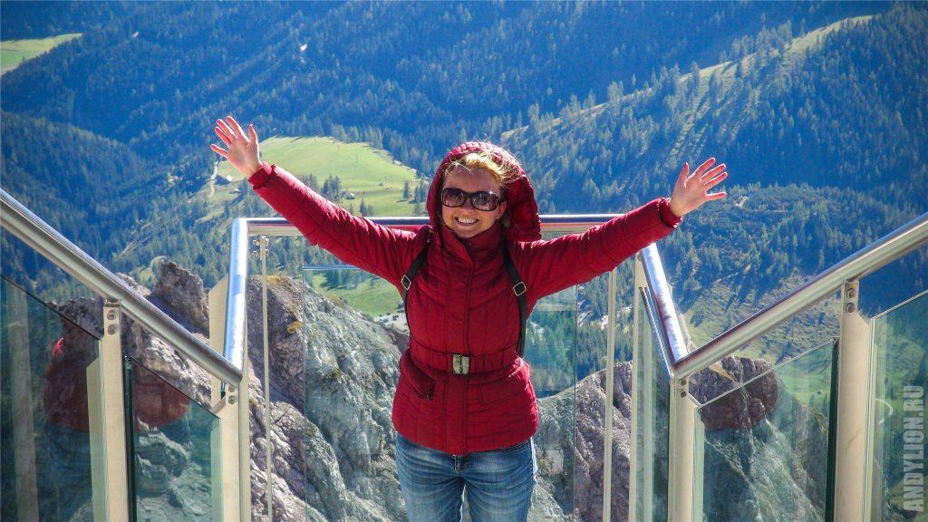 Аня на Лестнице в Ничто