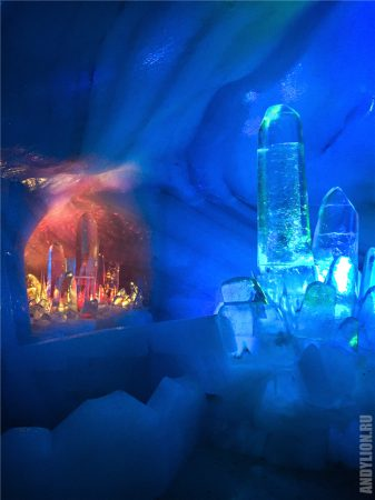 Ледяной Дворец Дахштайн