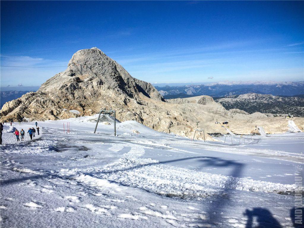 Гора Gjaidstein