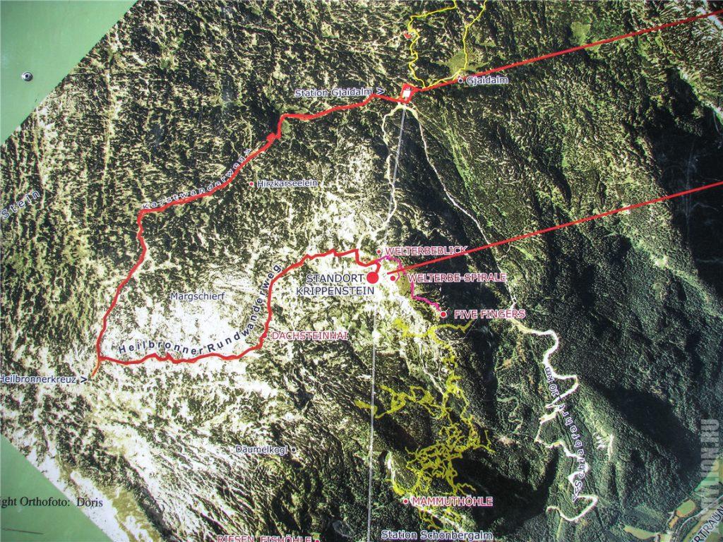 Круговой маршрут Heilbronner