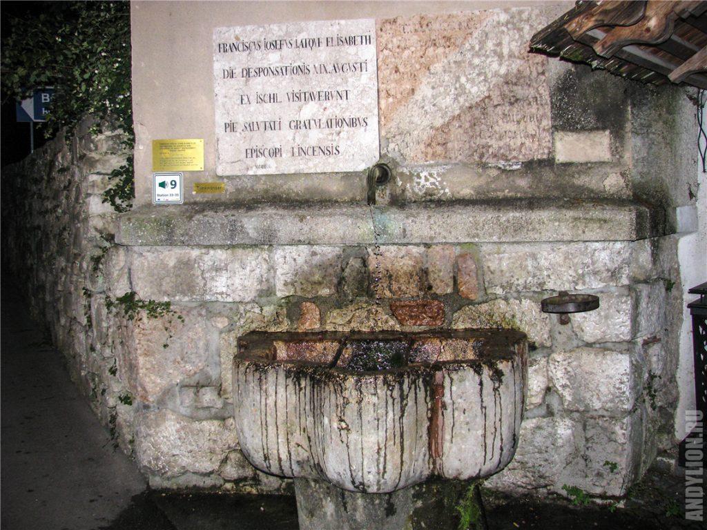 Что-то непонятное и древнее в Гальштате