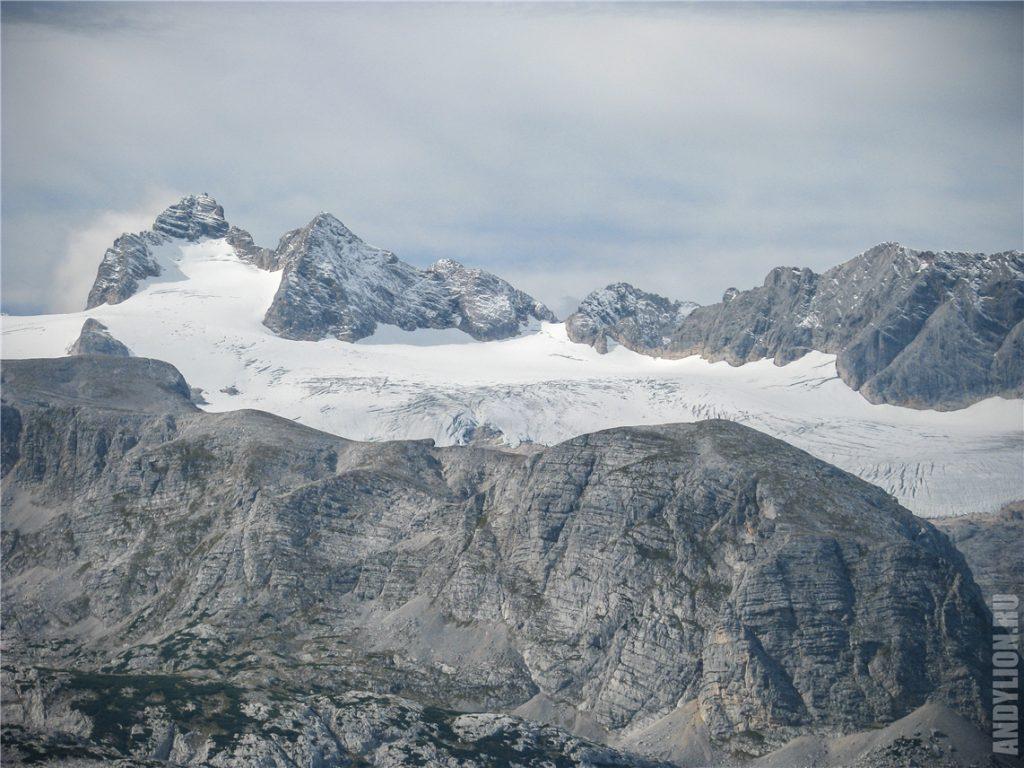 Гальштатский ледник. Дахштайн.