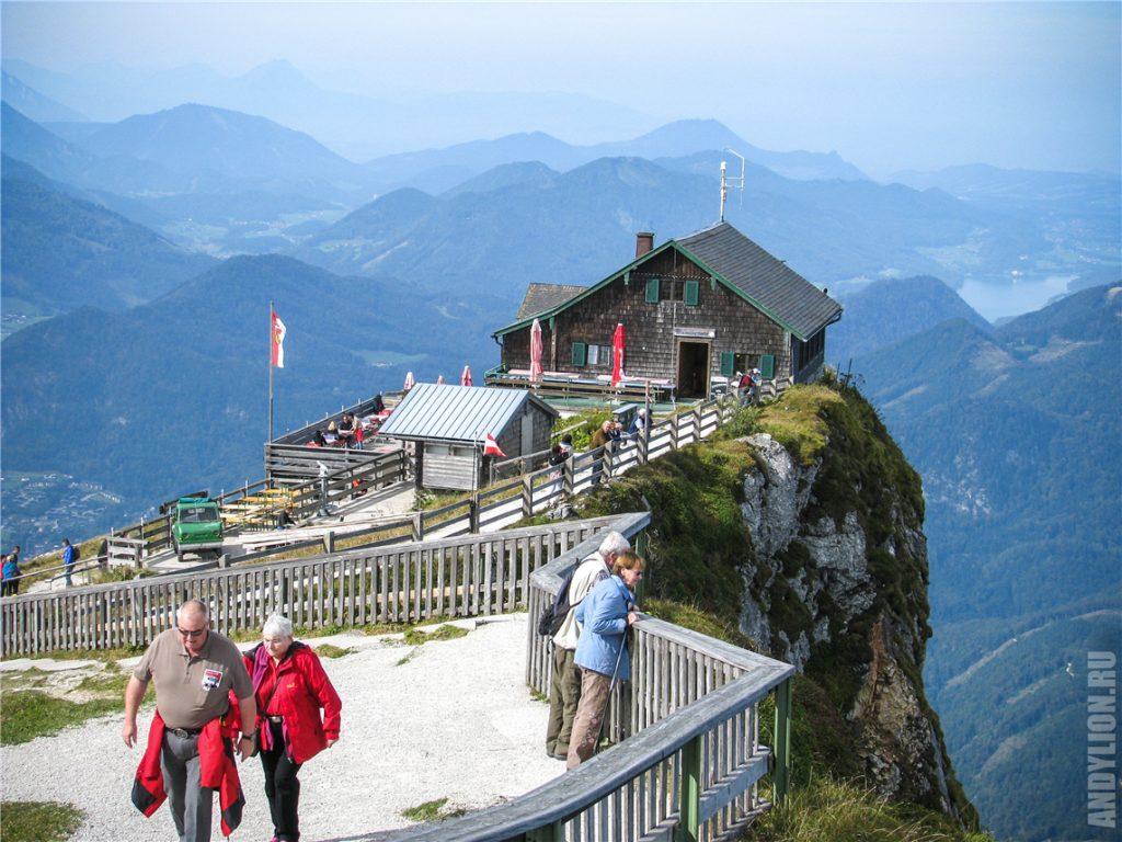 Гора Шафберг (Schafberg)