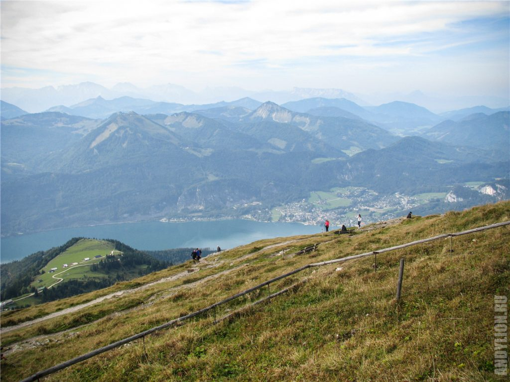 На горе Шафберг