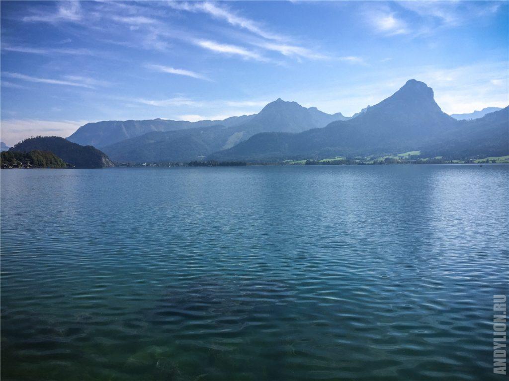Озеро Вольфгангзе