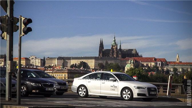 Пражский град и собор святого Вита