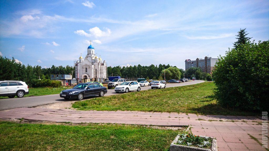 Храм Первосвятителей Московских в Горках Ленинских