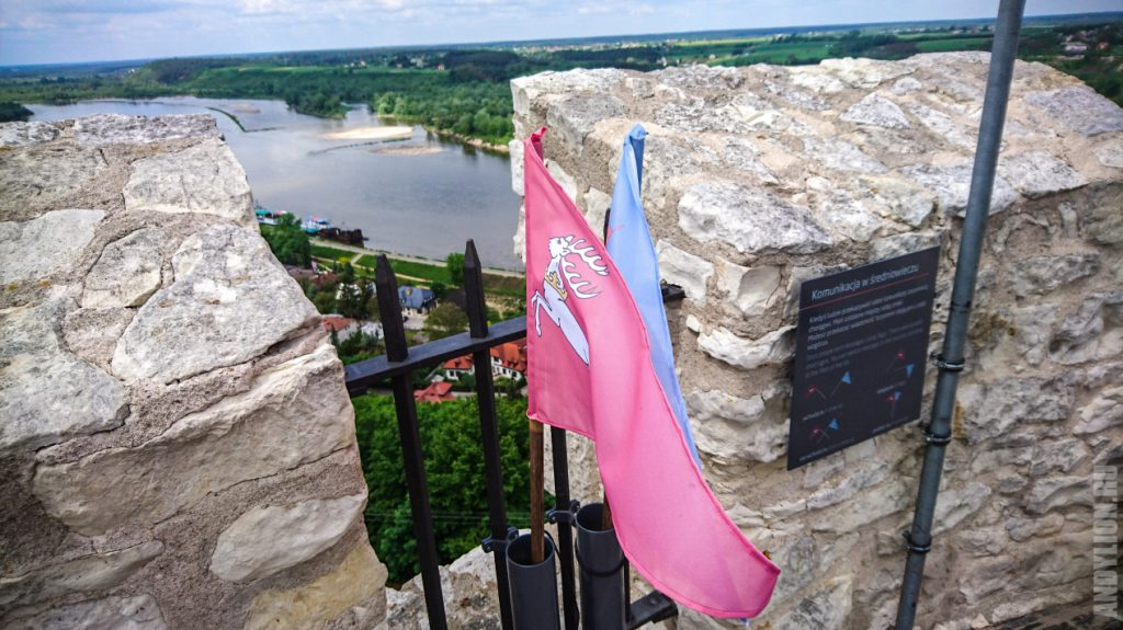 Сигнальные флаги башни
