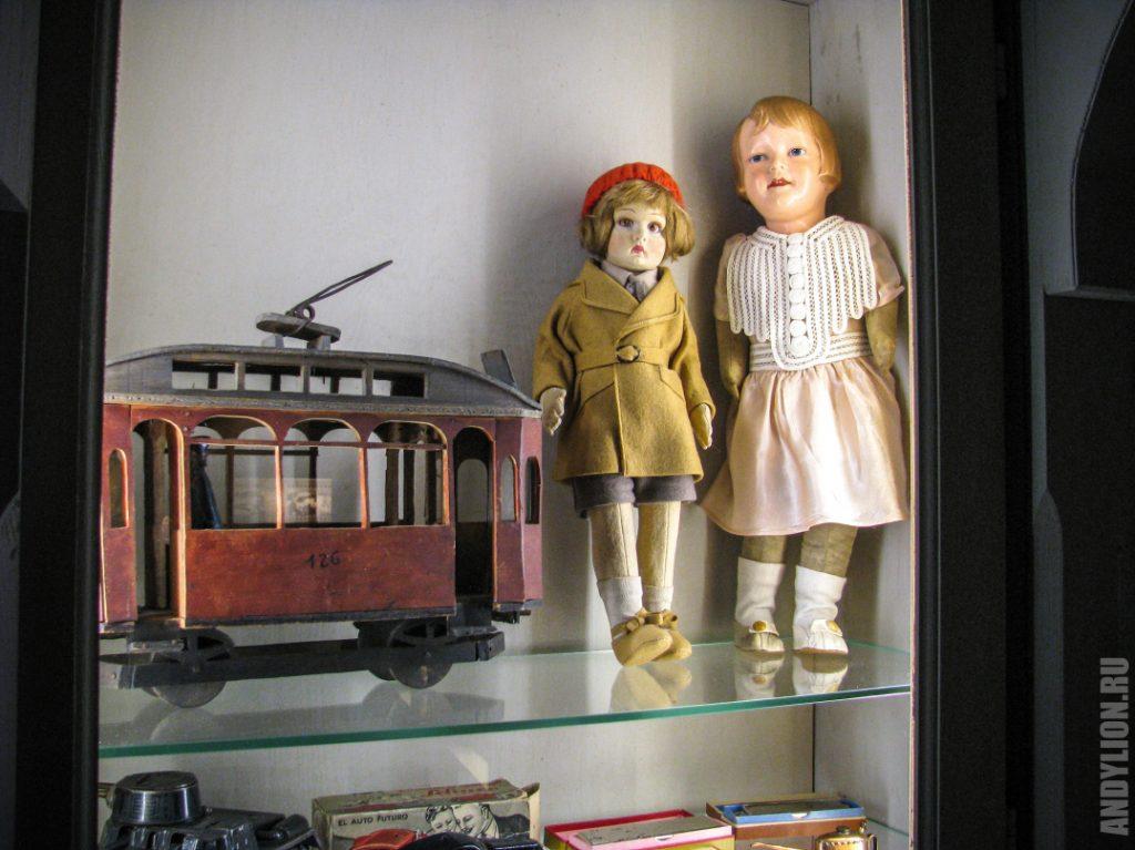 Довоенные игрушки