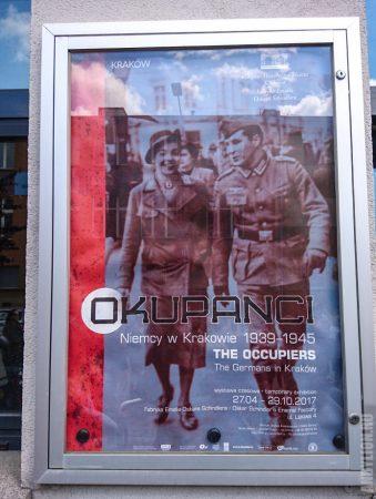 Экспозиция Немцы в Кракове 1939-1945