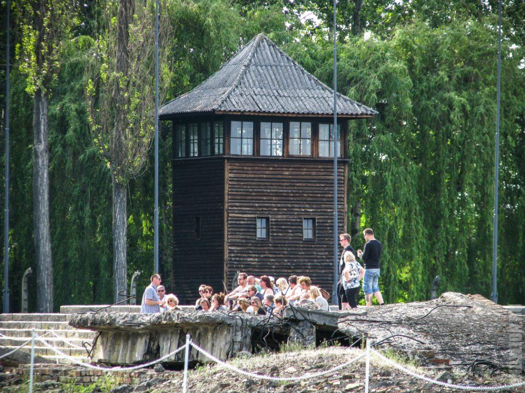 Концлагерь Auschwitz II - Birkenau