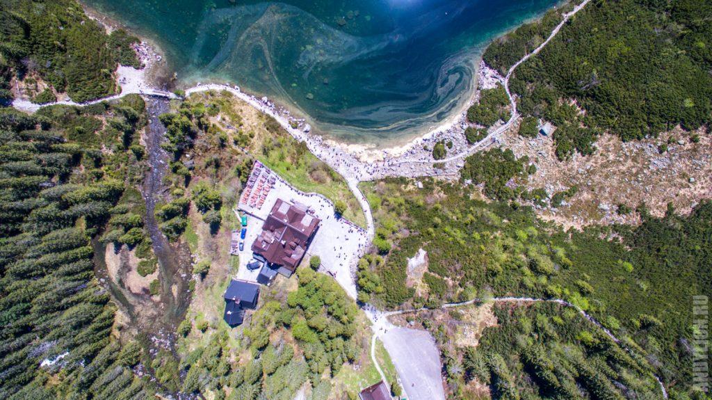 Приют Морское Око